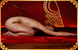 Tantra massage as an initiation ritual